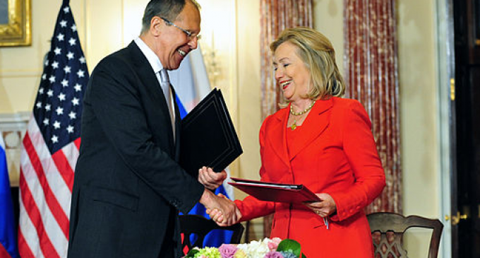 Hillary Handed Russia US Technology for Hypersonic Intercontinental Nuclear Missiles