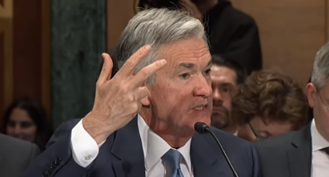 Report: The Fed is About to Lose Control