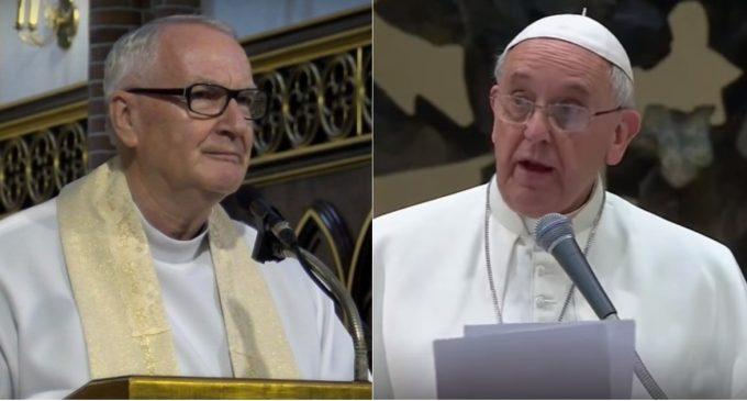 Priest Wishes Pope Francis a Quick Death; Polish Archbishop Intervenes