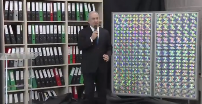 Netanyahu: I Have 'Conclusive Proof' Iran Lied About Its Nuclear Weapons Program