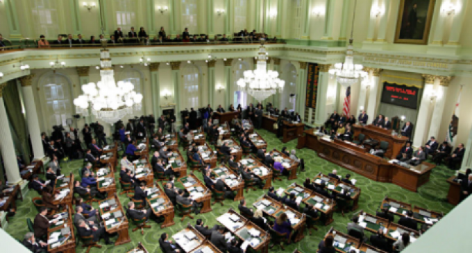 California's 'You Must Stay Gay' Bill