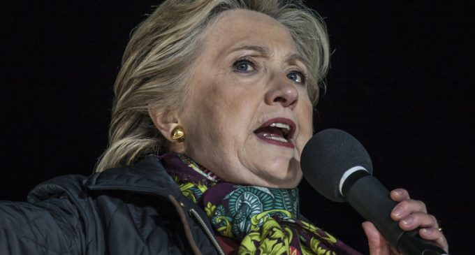 FEC Records Reveal How Hillary's Campaign Illegally Laundered $84 Million