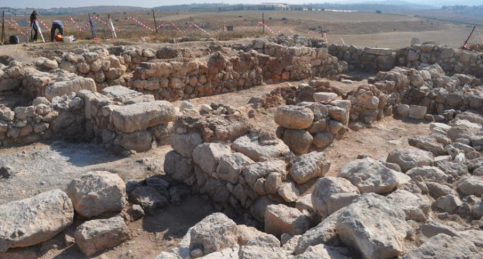 Archaeologists 'Uncover Ancient City of King David'