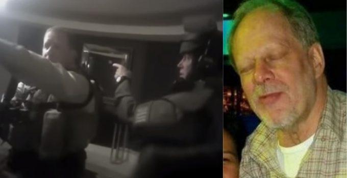 Watch: Vegas Shooting Body Camera Footage Released, No Broken Windows Reported