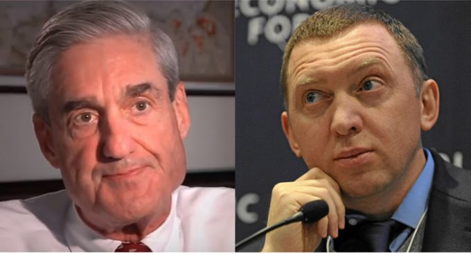 Report: 3 FBI Agents Pitched 'Trump-Russia Collusion' to Russian Oligarch Weeks Before Election