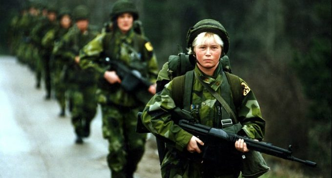 Sweden Warns All Citizens to Prepare for War