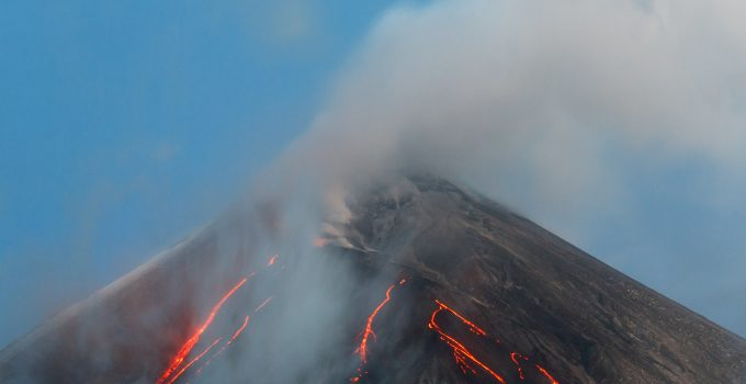 California on High Alert for Volcanic Eruptions and  Earthquakes