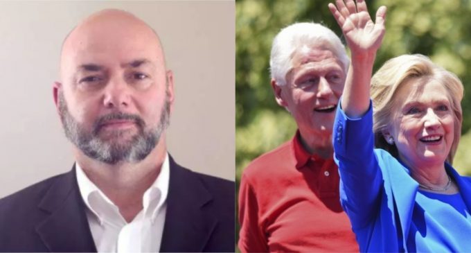 Former Secret Service Agent Slaps RICO Suit on Clintons, Soros, Podesta, Brock
