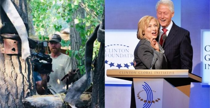 'Child Trafficking Camp' Discovered on Clinton Foundation Donor Property