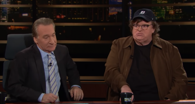Michael Moore: I'll Surround Capitol With 'a Million Other People' to Stop SCOTUS Vote
