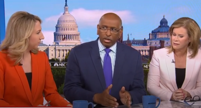 MSNBC Panelists: Your Kids Could Be Incarcerated in Trump's 'Concentration Camps'