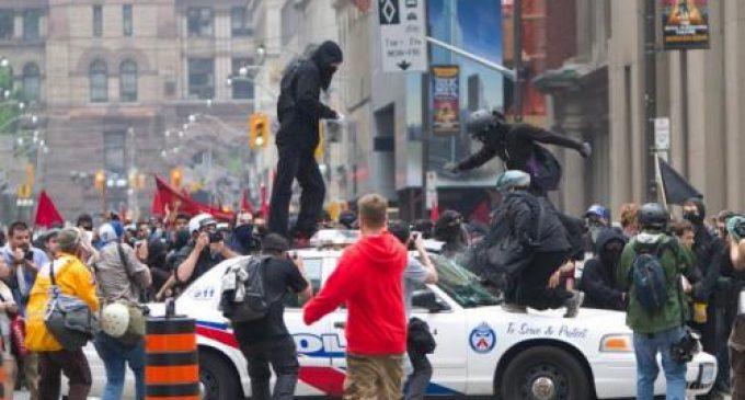 'Unmasking Antifa Act' Proposes a 15-Year Prison Sentence