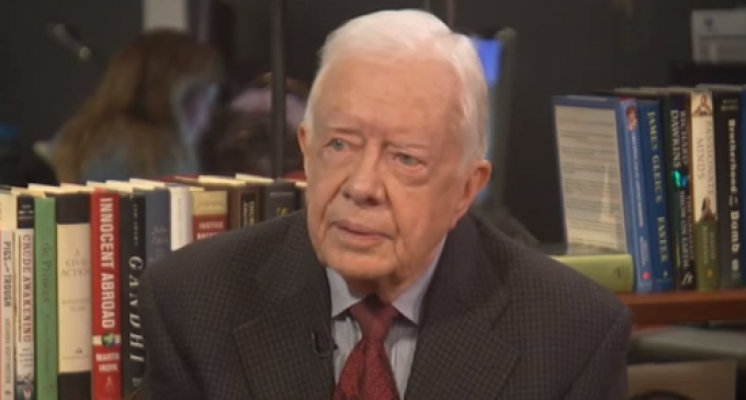 Carter: Jesus Would Approve of Gay Marriage, Some Abortions