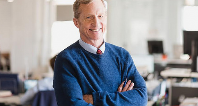 Steyer: A 'Nuclear War' Would Provide a 'Real Course Correction' to Trump