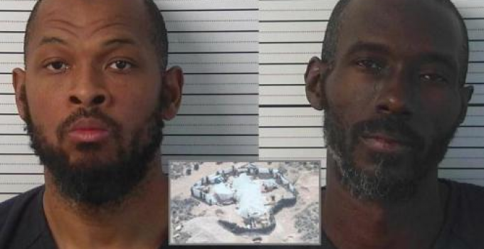 Extremist Muslim Compound in NM Trained Kids to Commit School Shootings