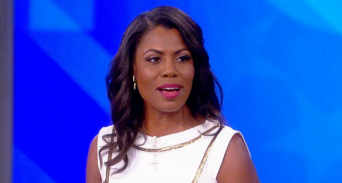 Omarosa Plays Secret Recording of Trump Talking About Hillary's Phony Russia Dossier