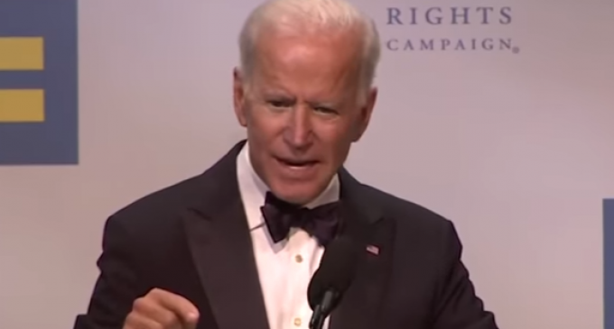 Biden: Trump Supporters are the 'Dregs of Society'