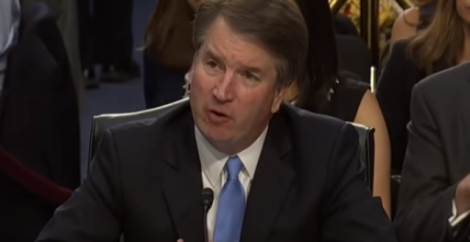Fourth Woman Accuses Kavanaugh of Misconduct