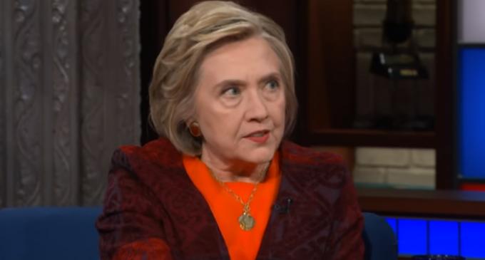 Hillary Clinton: FBI Must Investigate Brett Kavanaugh