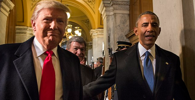 Their First 600 Days: A Comparison of President Trump and President Obama