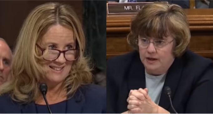 Prosecutor's Report Outlines 9 Reasons Why Christine Blasey Ford Isn't Credible