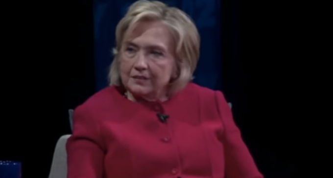 "Hillary Clinton: ""I'd Like to Be President"""