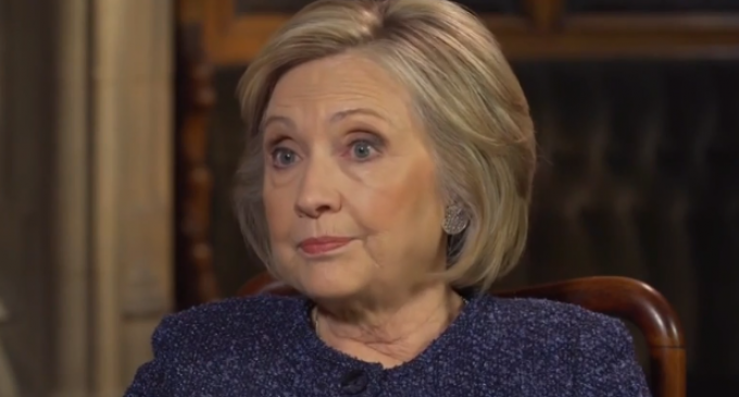 Hillary: Bill Clinton's Sexual Assault Allegations are 'Significantly Different'
