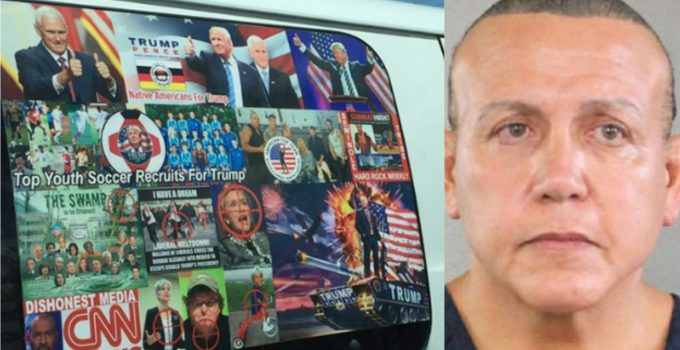 5 Bizarre Facts About Cesar Sayoc, Fake Pipe Bomb Scare