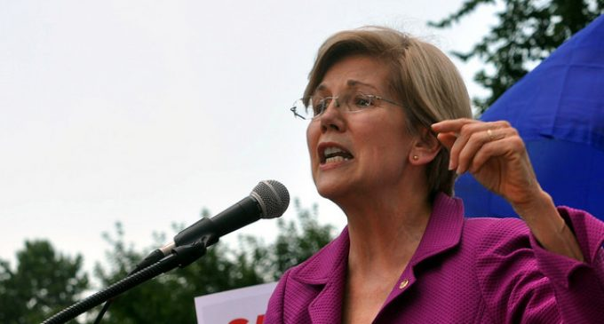 Elizabeth Warren: Crossing Over Border Illegally Should Not Be a Criminal Offense