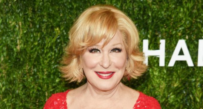 Bette Midler: Mueller Should 'Hang' Trump and His Family 'Good and High'