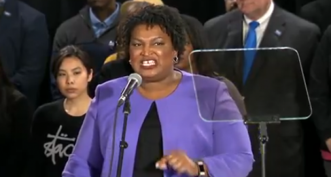 Abrams Admits Defeat, Refuses to Concede, Amasses Dozens of Lawyers to Contest Election