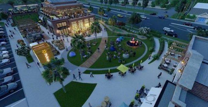 Walmart's Plan to Turn 5,000 Communities into Walmart Town Centers
