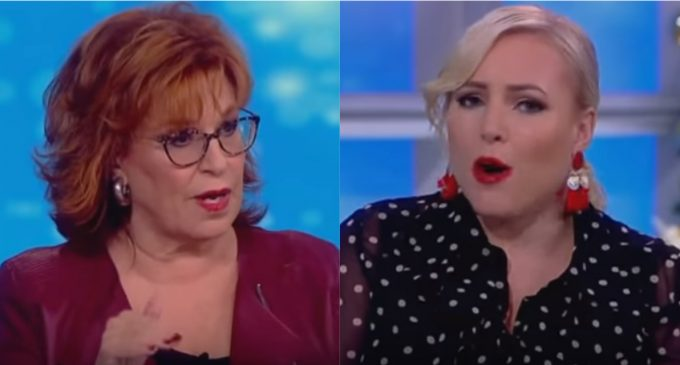 Behar Calls McCain an 'Entitled B*tch,' Threatens to Quit 'The View'