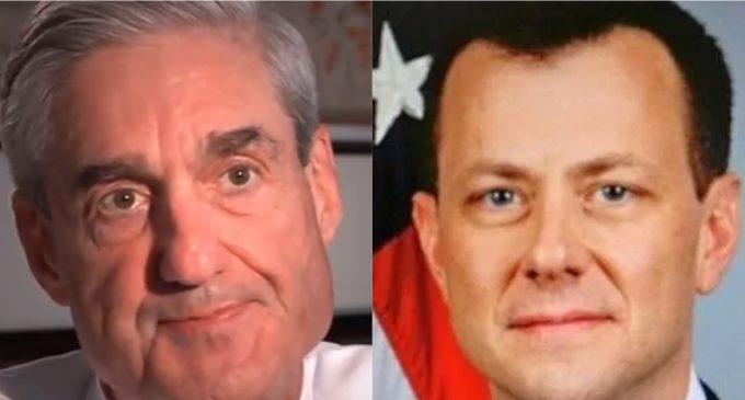 IG Report: Mueller Wiped Peter Strzok's iPhone Clean Before Giving it to Investigators
