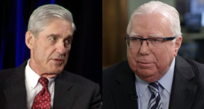 Jerome Corsi Files Criminal Complaint Against Robert Mueller