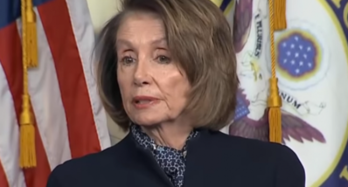 Pelosi: House Will 'Take the First Steps' Toward Obtaining Trump's Tax Returns