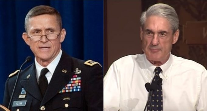 After Bombshell Claim, Judge Orders Mueller to Turn Over Flynn Interview Docs