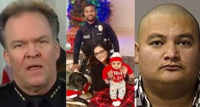 Sheriff Blasts Sanctuary Laws, Accomplices to Alleged Cop Killer Cannot Be Reported to ICE