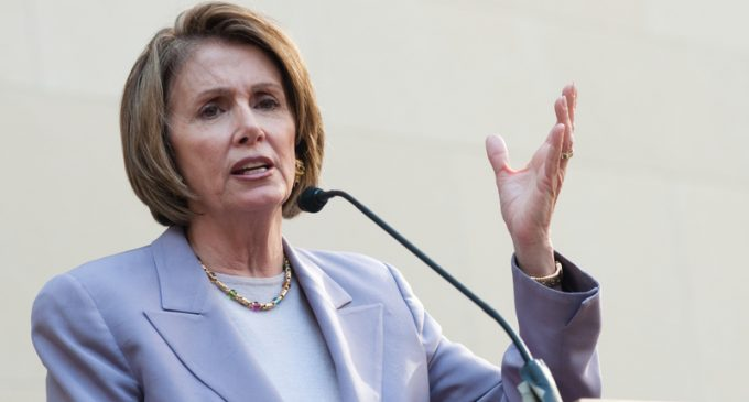 Pelosi Slams Trump After He Hands Her Another Win, Opens Government Without Wall