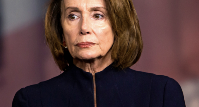 Nancy Pelosi Charges Air Force Nearly $200,000 for Flights to Ukraine and Italy
