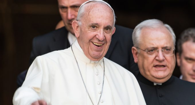 Pope Francis Knew Bishop Took Nude Selfies, Performed Sex Acts in Public