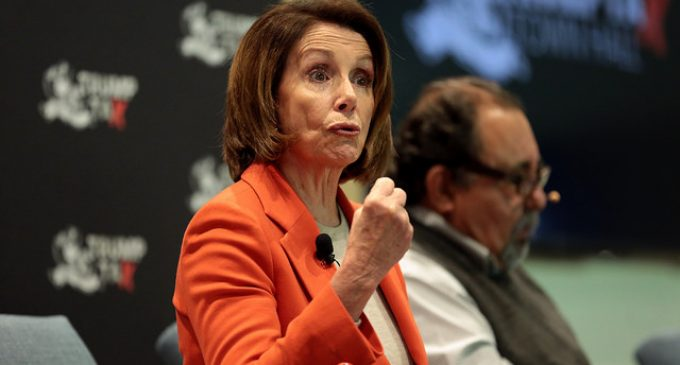 House Democrats Move to Block Trump's National Emergency
