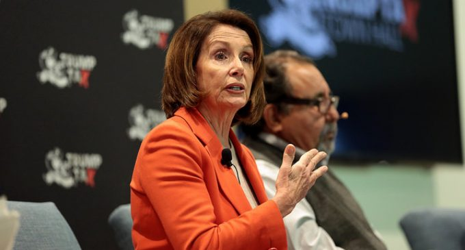 Nancy Pelosi Refuses to Release Her Tax Returns
