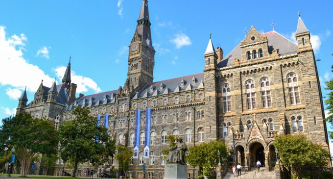Georgetown University Students May Pay for Slavery Reparations Through Fee