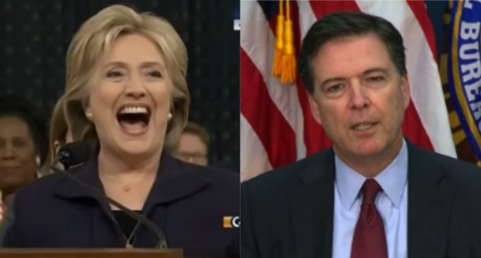 """FOIA Docs Reveal Obama FBI Kept, But Covered Up """"Chart"""" of Potential Hillary Clinton Crimes"""