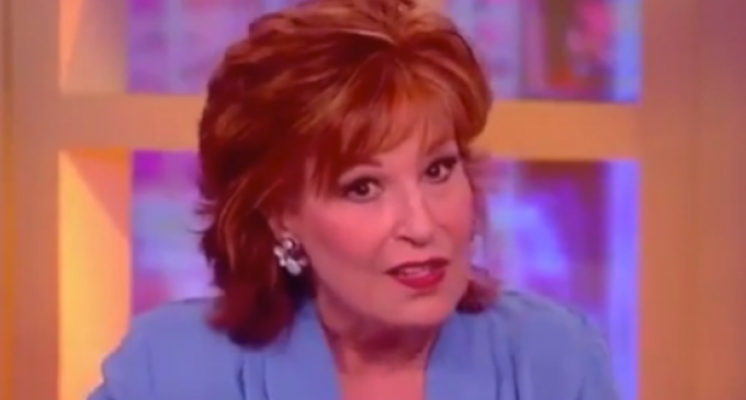 Joy Behar Under Fire After Blackface Photo Surfaces