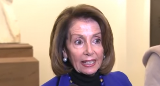 Nancy Pelosi Calls for Illegal Immigrants to be Granted the Right to Vote