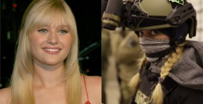 'Lizzie McGuire' Actress Carly Schroeder Leaves Hollywood for the Army