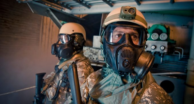Department of Defense Orders $250 Million of Gas Masks