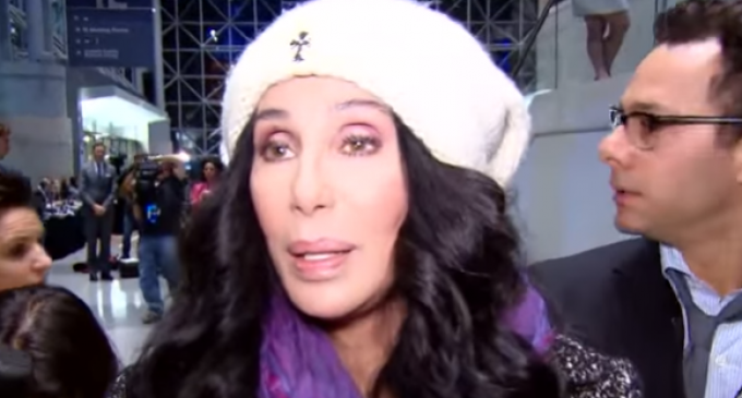 Cher: Men 'Must Be Circumcised, Show Papers or Pen!s'